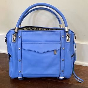 Rebecca Minkoff Cupid Bag in Blue